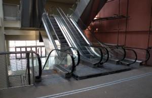 doppler escalator